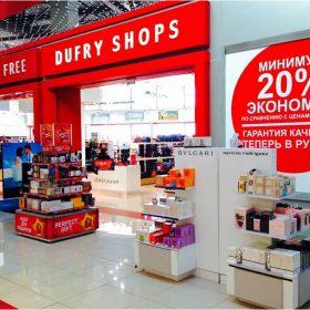 Отделка витрин магазина by SmartDesign